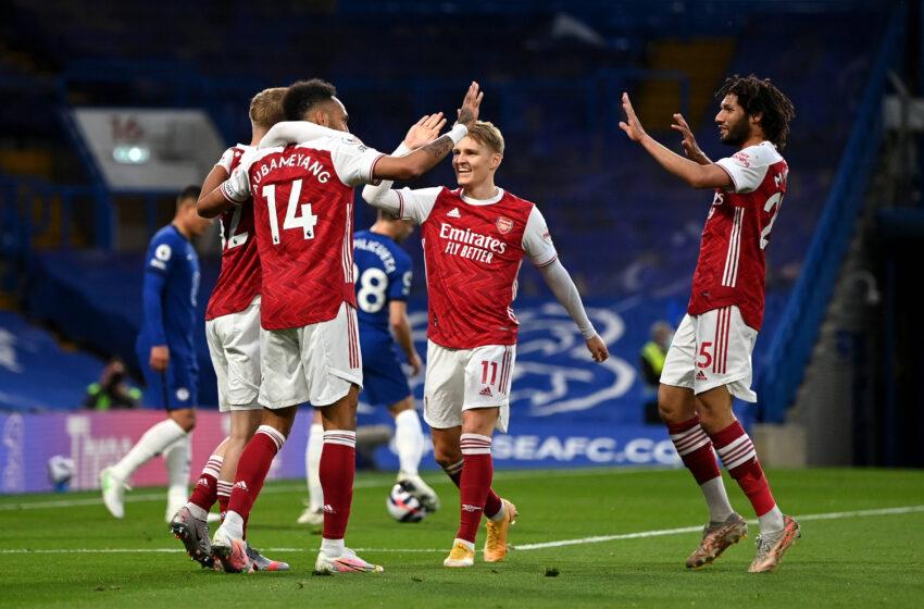 Chelsea 0-1 Arsenal : les Tops et les Flops !