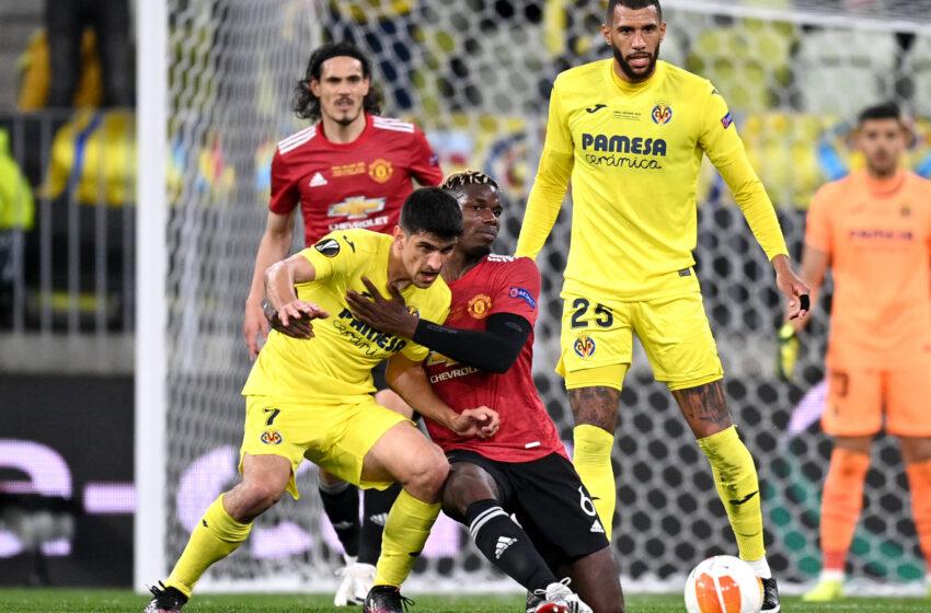 Villarreal 1-1 Man United : les Tops et les Flops !