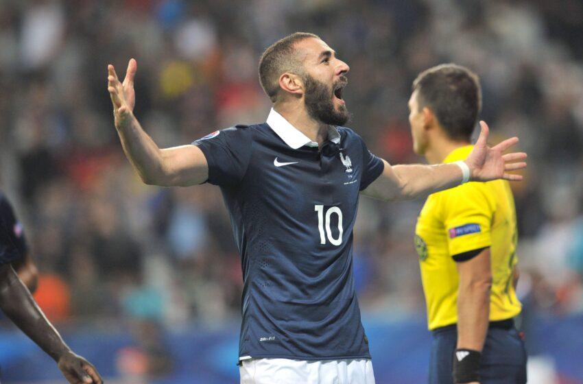 OFFICIEL : Karim Benzema est de retour en Équipe de France !