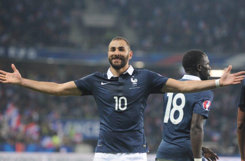 Karim Benzema, la surprise de Didier Deschamps ?