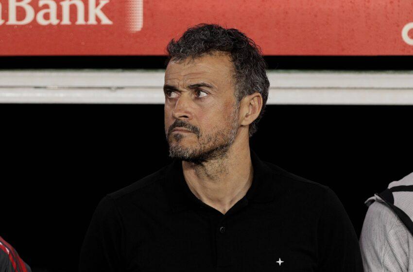 Euro 2020 : La liste de Luis Enrique !