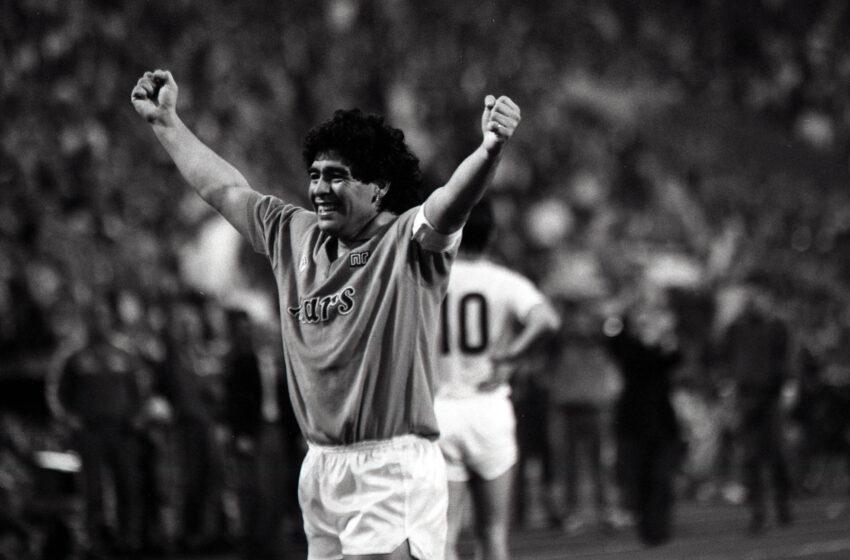 Maradona et le Napoli, une histoire passionnelle