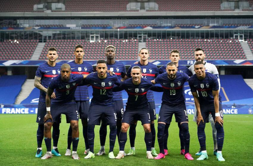 Équipe de France : le 11 probable face à la Bulgarie