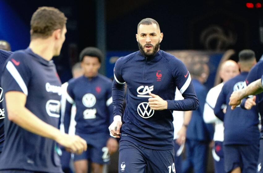 Équipe de France : le 11 probable face à l'Allemagne
