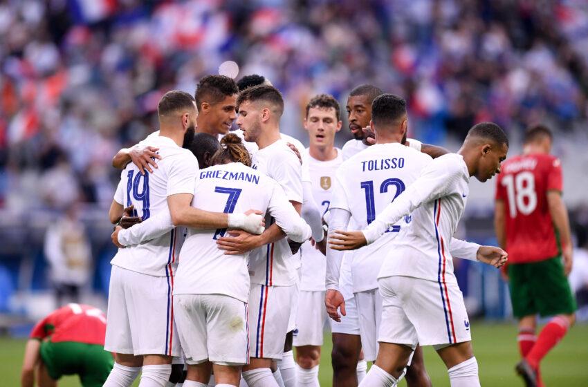 France 3-0 Bulgarie : les Tops et les Flops !