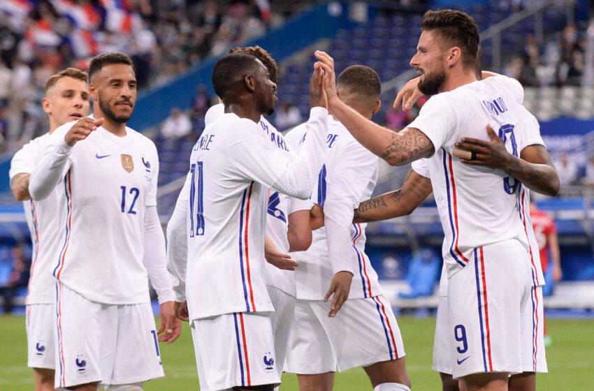 Equipe de France : C'est presque trop calme…