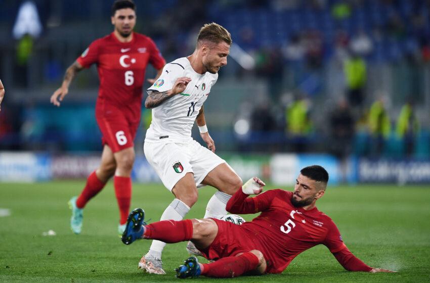 Turquie 🇹🇷 0-3 🇮🇹 Italie : les Tops et les Flops