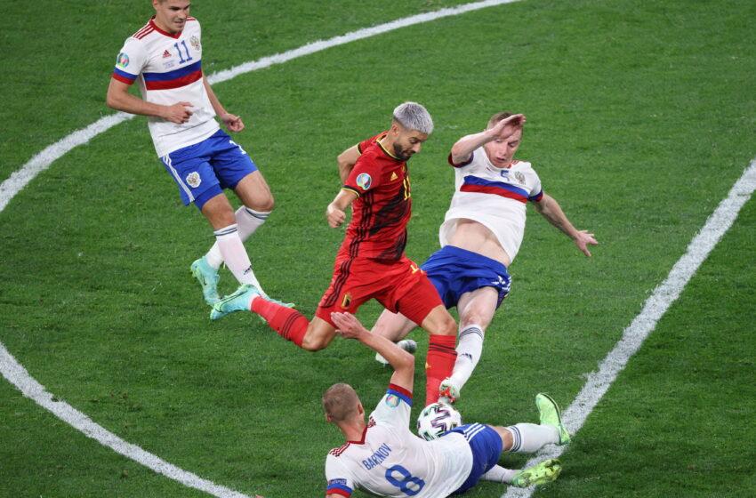 Belgique 🇧🇪 3-0 🇷🇺 Russie : les Tops et les Flops