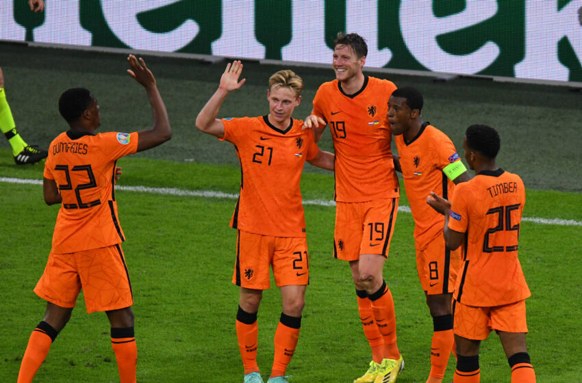 EURO 2020 : 🇳🇱 Les Oranje sont au rendez-vous !