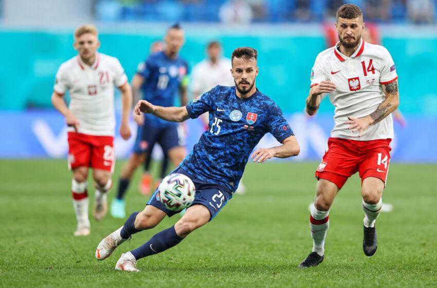 Pologne 🇵🇱 1-2 🇸🇰 Slovaquie : les Tops et les Flops