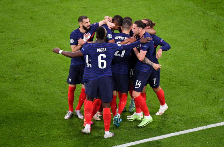 Équipe de France 🇫🇷 : après la qualification, objectif 1ère place ?