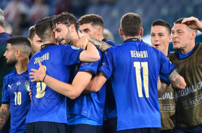 Italie 🇮🇹 3-0 🇨🇭 Suisse : les Tops et les Flops !