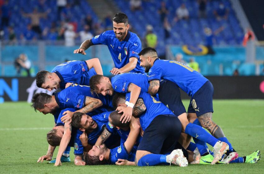 Une Italie monstrueuse 🇮🇹 : la recette Mancini