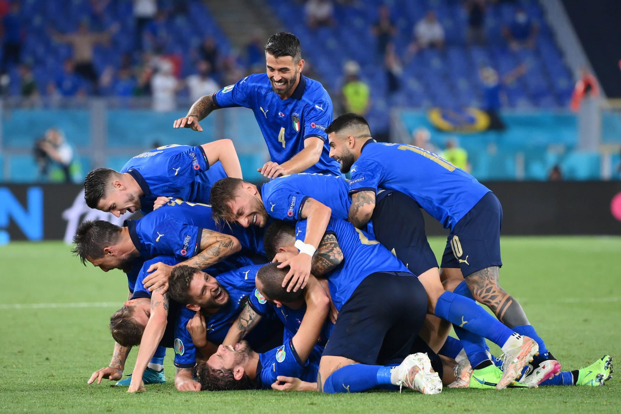 Une Italie monstrueuse : la recette Mancini