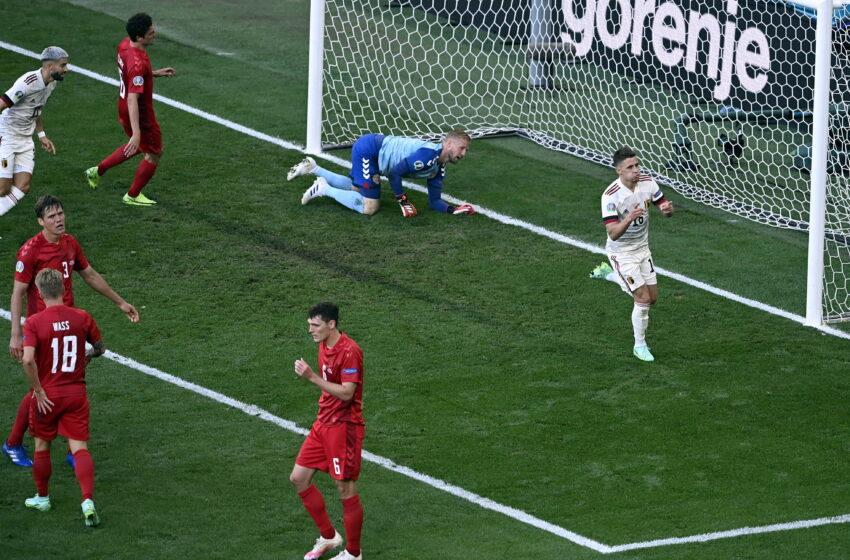 🇩🇰 Danemark 1-2 Belgique 🇧🇪 : les Tops et les Flops !