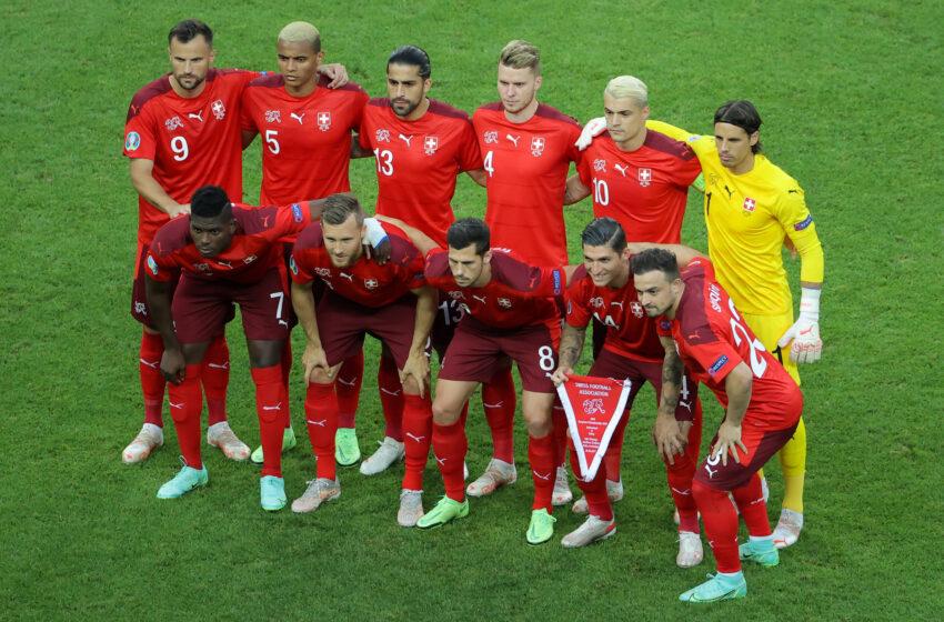 Euro 2020 : 🇨🇭 Que valent les Suisses, adversaires des bleus ?