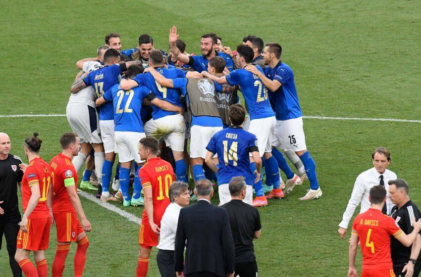 Euro 2020 – Groupe A : les résultats de la 3e journée