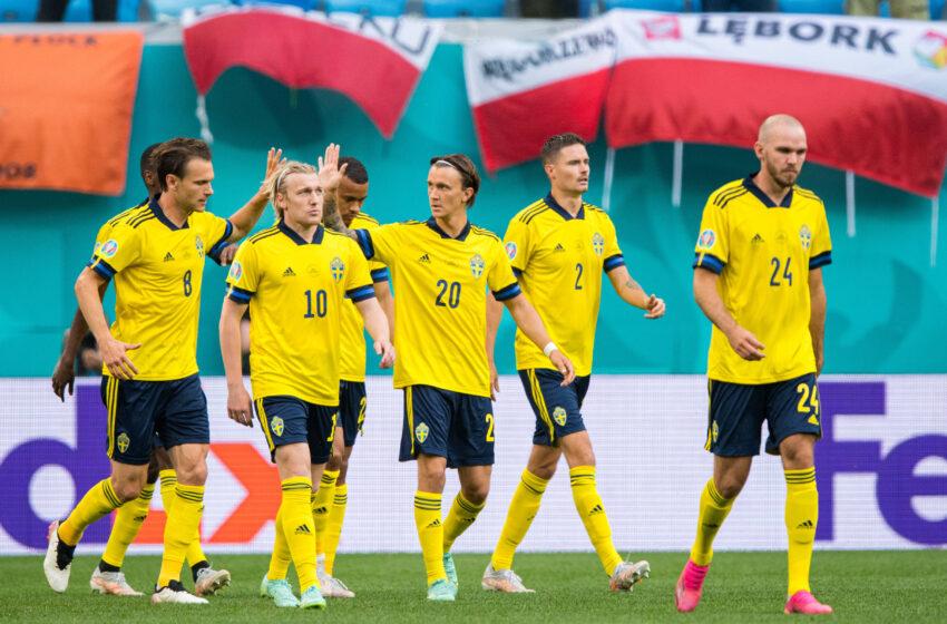 Suède-Pologne et Slovaquie-Espagne/ Groupe E : les résultats de la 3e journée :