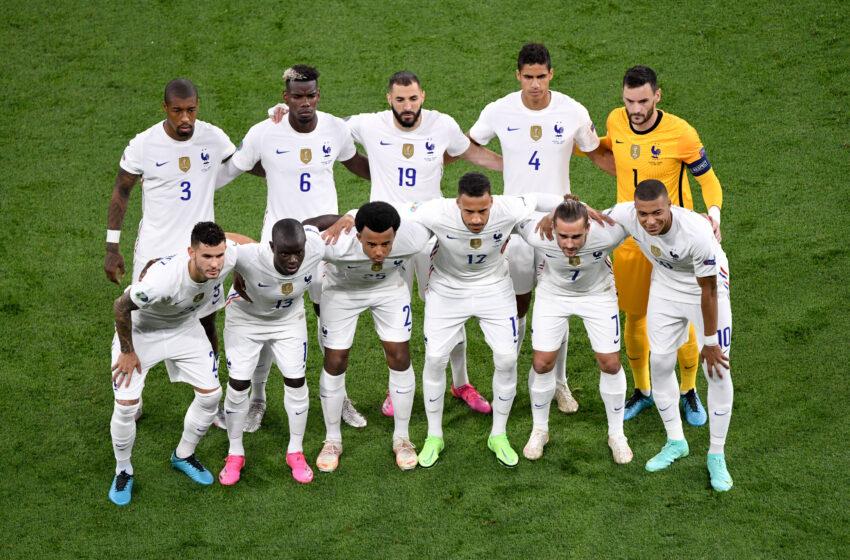 Équipe de France 🇫🇷 : le 11 probable face à la Suisse