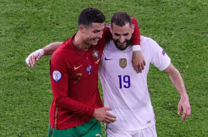 Portugal 🇵🇹 2-2 🇫🇷 France : les Tops et les Flops