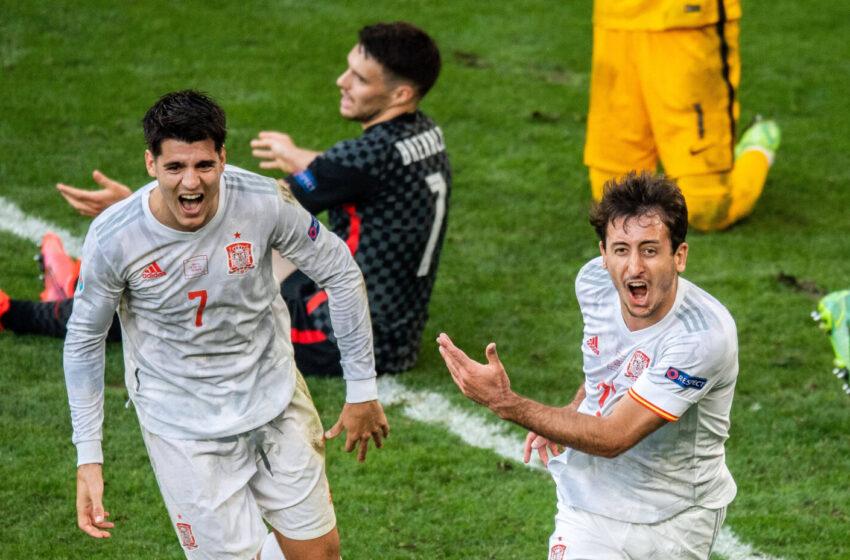 Croatie 🇭🇷 3-5 🇪🇸 Espagne : les Tops et les Flops