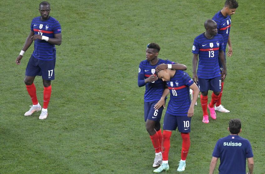 France 🇫🇷 3-3 (4-5 t.a.b) 🇨🇭 Suisse : les Tops et les Flops !