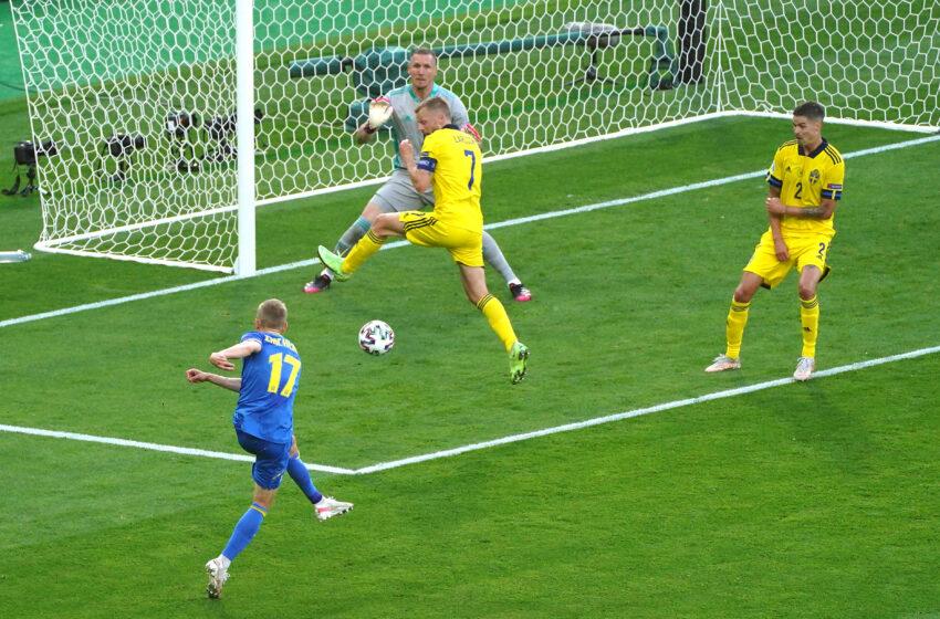 Suède 🇸🇪 1 – 2 🇺🇦 Ukraine : les Tops et Flops !