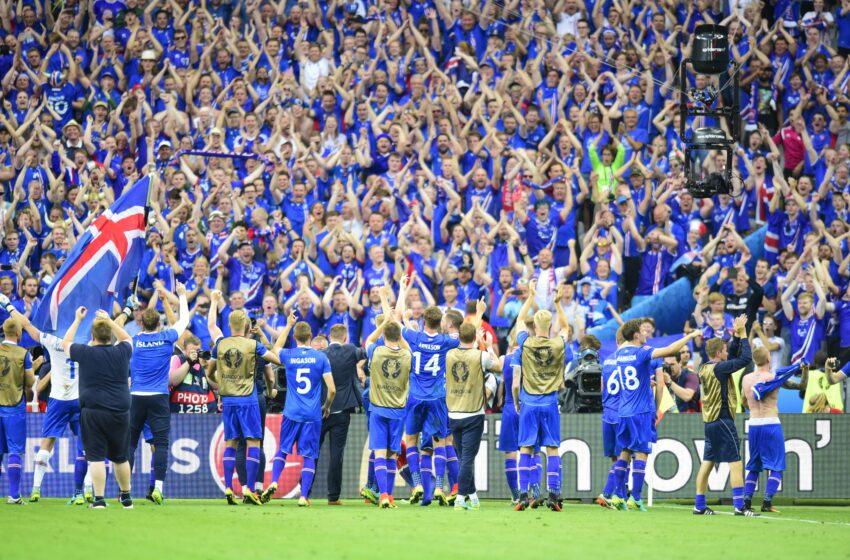 On vous raconte… l'Euro 2016 de l'Islande
