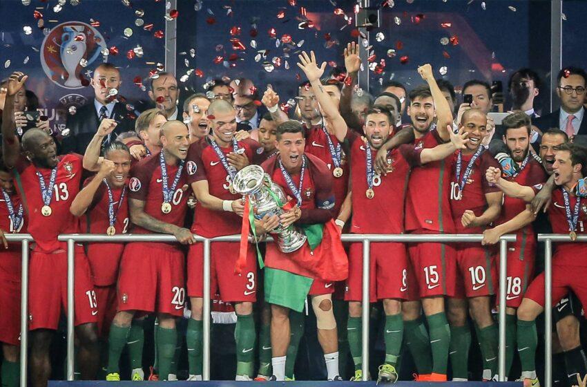 On vous raconte… l'Euro 2016 du Portugal 🇵🇹
