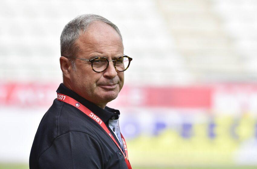 INFO : Luis Campos n'ira pas à l'OGC Nice !