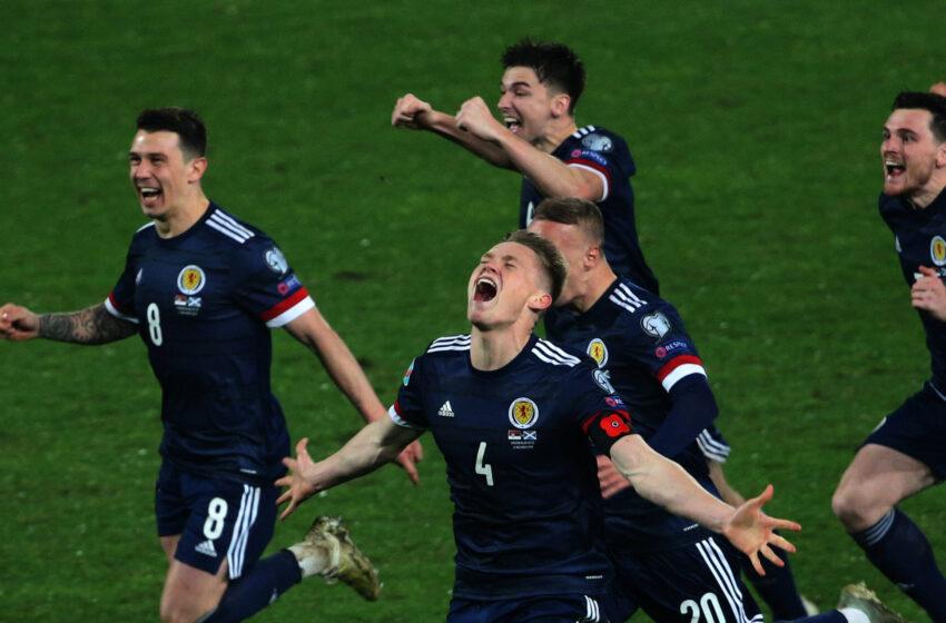 EURO : l'Écosse, 23 ans après…