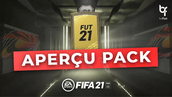 FUT 21 : un nouveau système de packs !