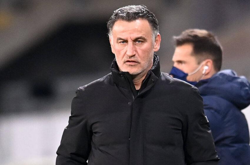 INFO : Galtier intéresse Everton