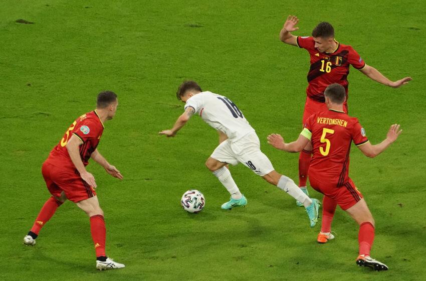 Belgique 🇧🇪 1-2 🇮🇹 Italie : les Tops et les Flops