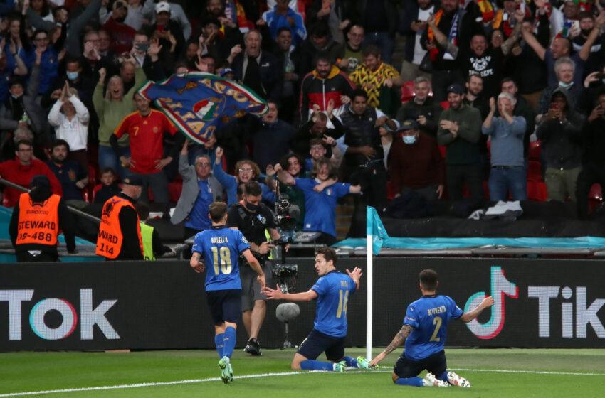 Italie 🇮🇹 1-1 (4-2 T.A.B) 🇪🇸 Espagne : les Tops et les Flops !