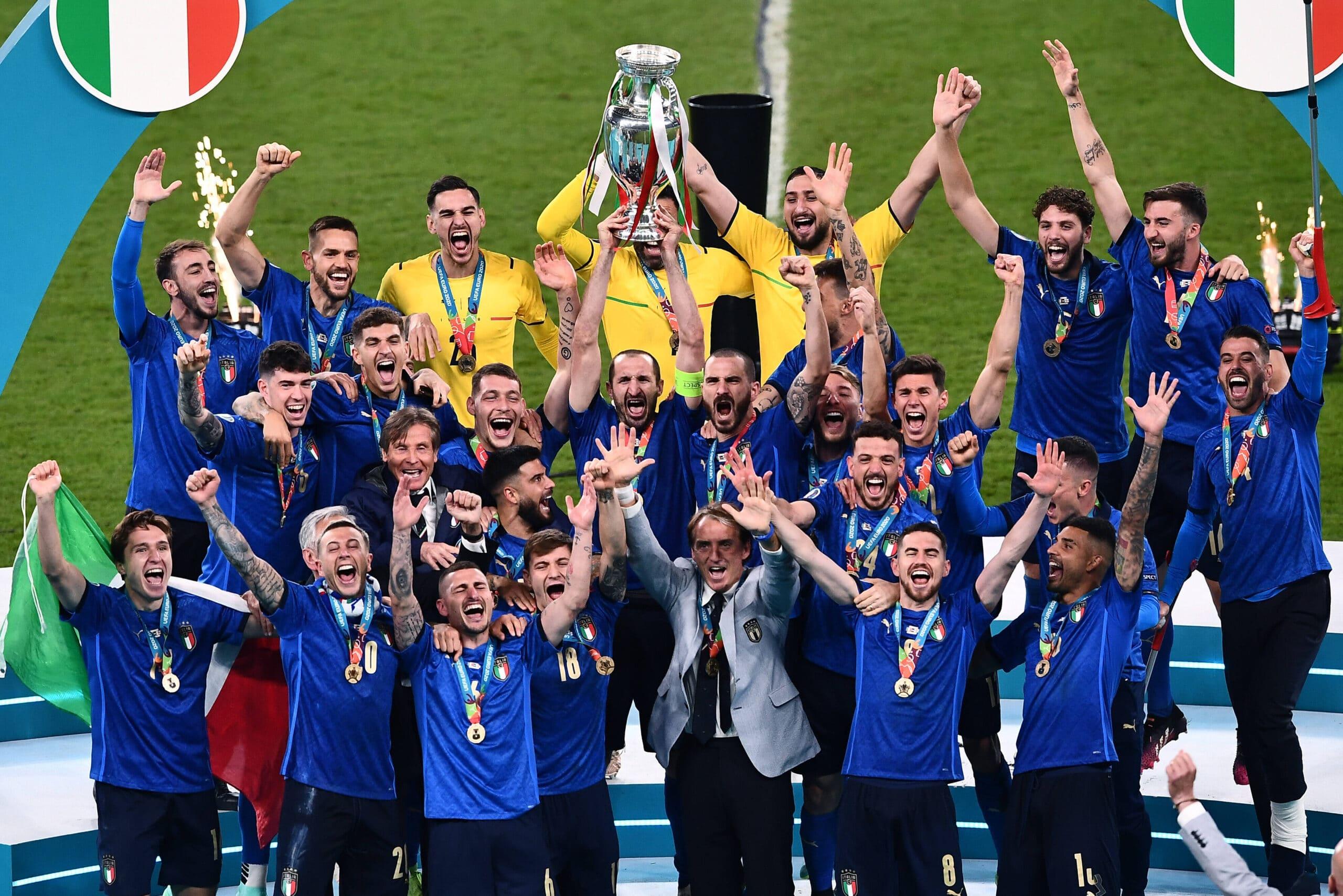 Italie 🇮🇹 1-1 (3-2 t.a.b) 🏴 Angleterre : les Tops et les Flops !