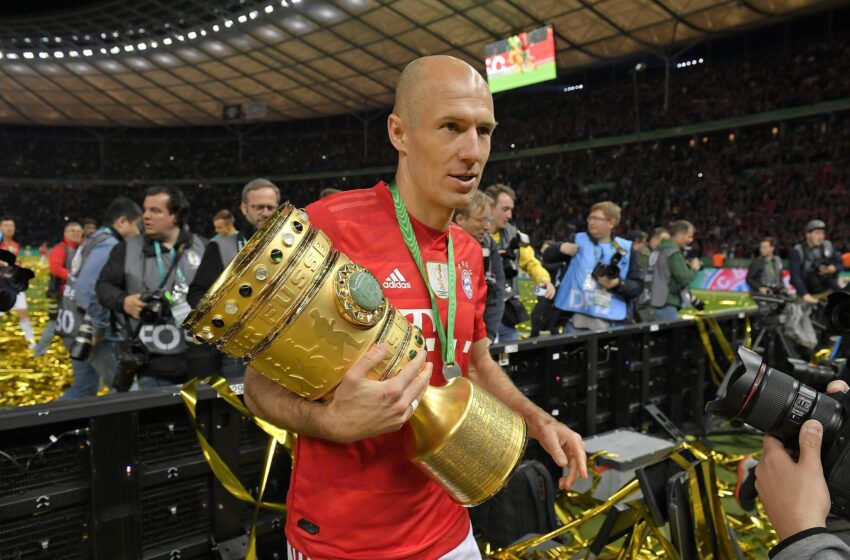 Tot ziens Arjen Robben
