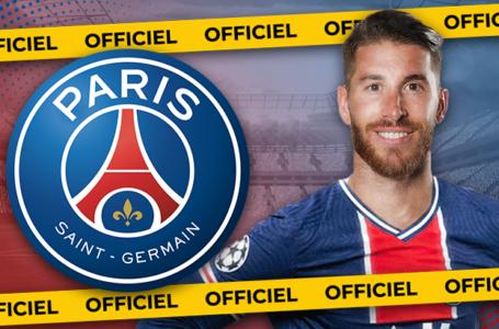 🔴 OFFICIEL : Sergio Ramos rejoint le PSG !