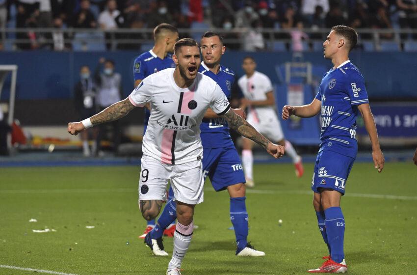 Troyes – PSG : Les Tops et les Flops