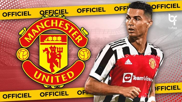 OFFICIEL : 12 ans après, Ronaldo est de retour à Manchester !