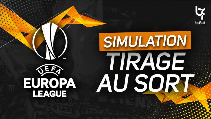 Europa League : Simulez le tirage au sort des groupes !