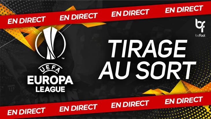 En Direct 🔴 Tirage de la phase de groupes de l'Europa League 2021-22 !