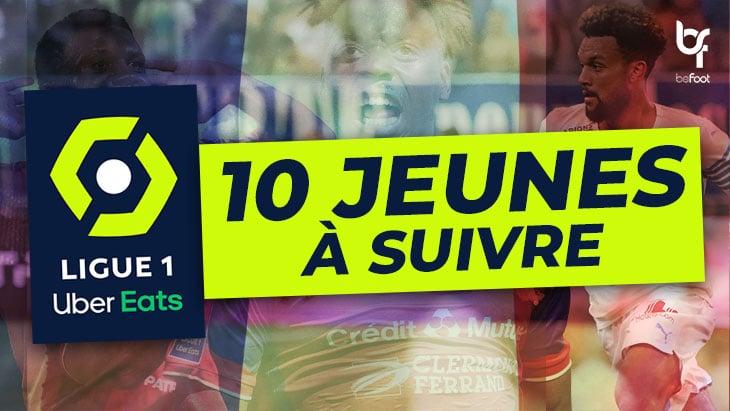 Ligue 1 : 10 jeunes pépites à suivre cette saison !