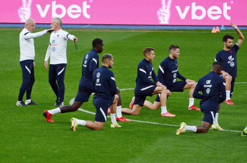 Équipe de France 🇫🇷 : le 11 probable face à la Finlande