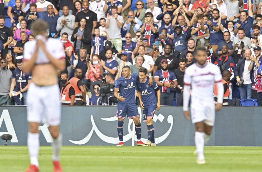 PSG 4-0 Clermont : les Tops et les Flops !