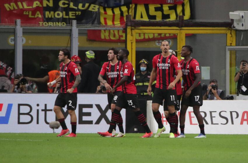 Ligue des Champions : Le grand retour de l'AC Milan !