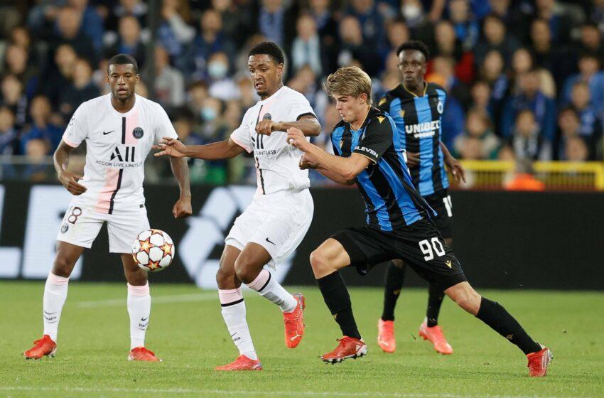 Bruges 1-1 PSG : Les Tops et les Flops !
