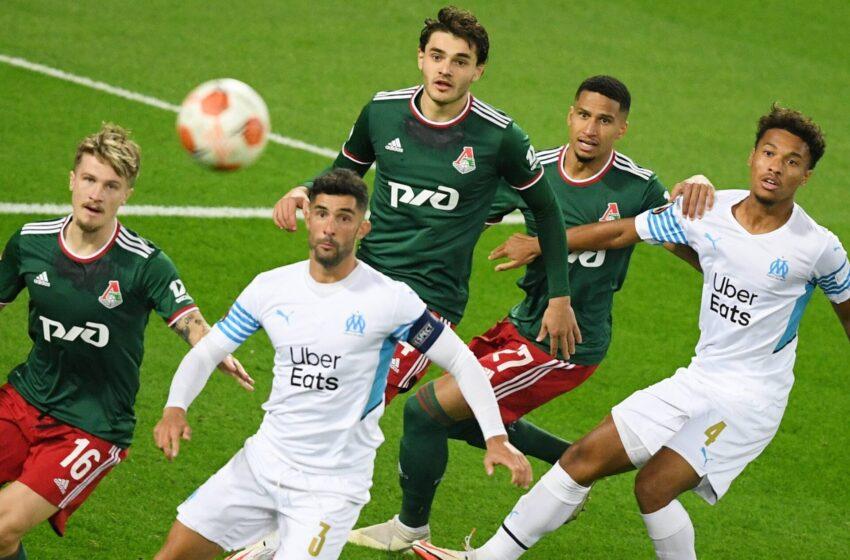 Lokomotiv Moscou 1-1 OM : Les Tops et Flops !